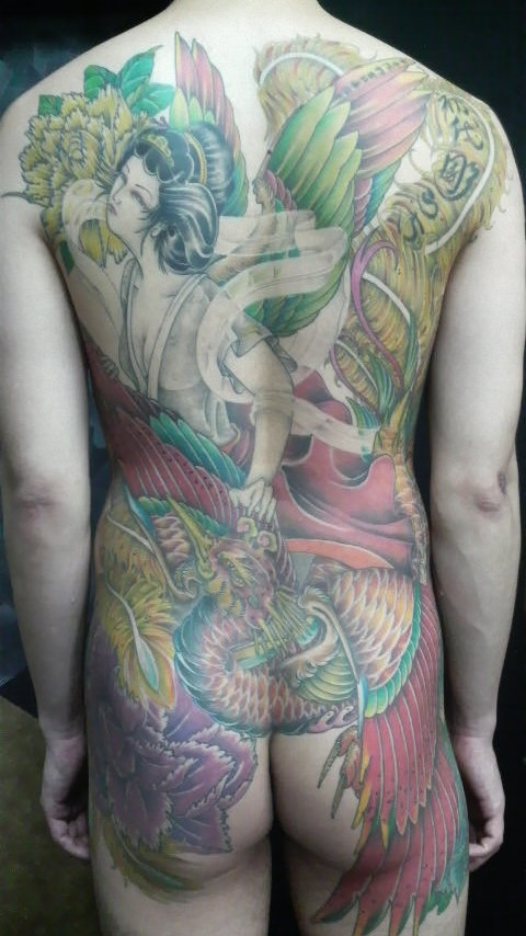 Labels: Amazing Japanese Tattoo, Japanese geisha Tattoo, Japanese geisha